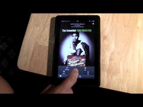 Pandora on Kindle Fire