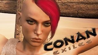 ПЕСОЧНИЦА ВО ВСЕЛЕННОЙ КОНАНА-ВАРВАРА - Conan Exiles