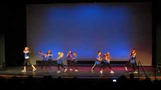 Cool Beats Crew Tahquitz High School, Hemet, CA, Beatitudes Dance Kids Team