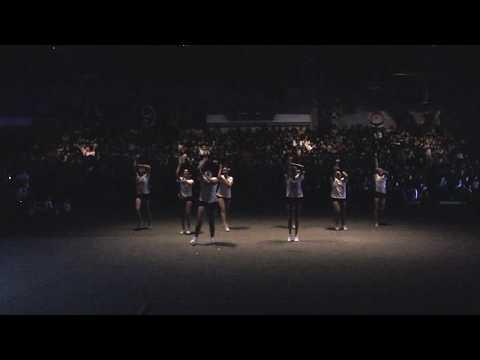 DB Cheer Performing Arts Rally