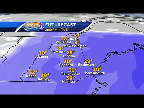 Watch: Heavy snow looms in forecast