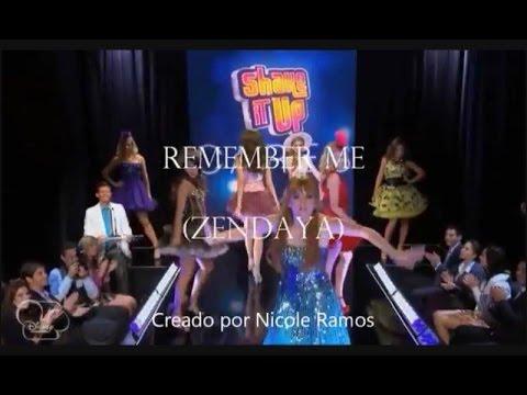 Remember Me - Zendaya (Sub. Español)