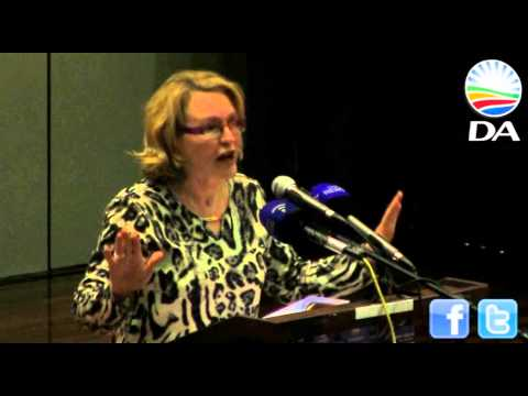 Helen Zille - NMMU Lecture