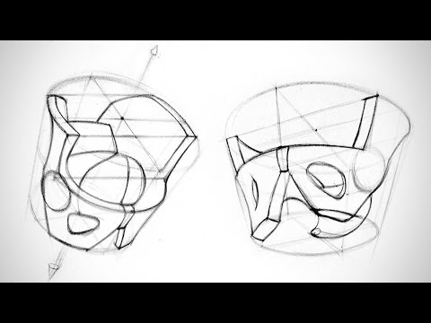 How to Draw the Pelvis from Any Angle - Human Anatomy for Artists