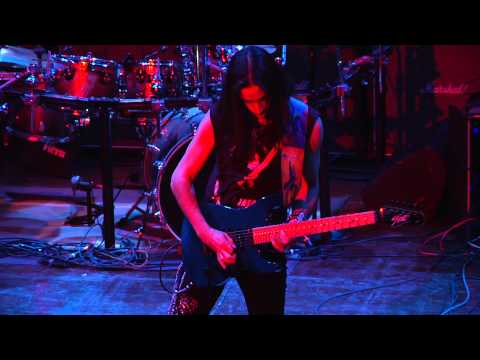 Ethan Brosh Guitar Solo LIVE on Yngwie Malmsteen Tour!! Chicago HOB May 2013