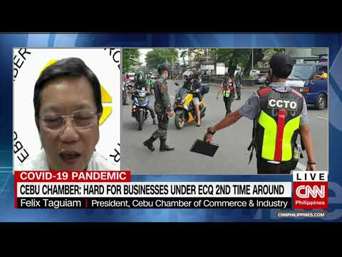 State of business in Cebu city amid ECQ extension