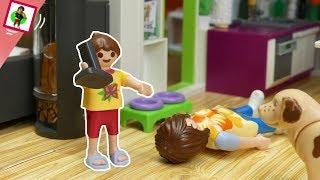"Playmobil Film ""112 NOTRUF"""" Familie Jansen / Kinderfilm / Kinderserie"