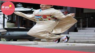 女優大野いと(22)が3日、目黒区の大円寺で、主演映画「クジラの島...