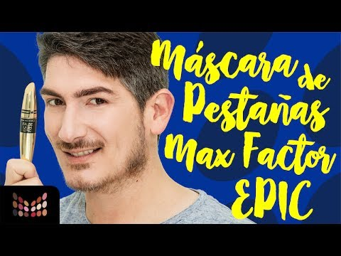 Review - Mascara de Pestañas EPIC de Max Factor