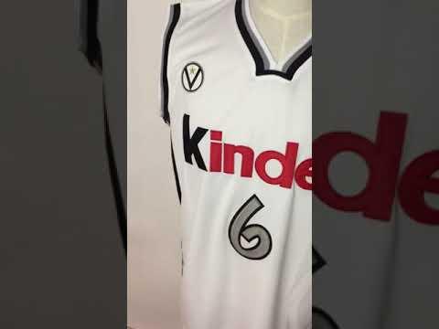 2597f42bc0b New Throwback Cheap Manu Ginobili 6 Virtus Kinder Bologna European Basketball  Jersey White Stitched