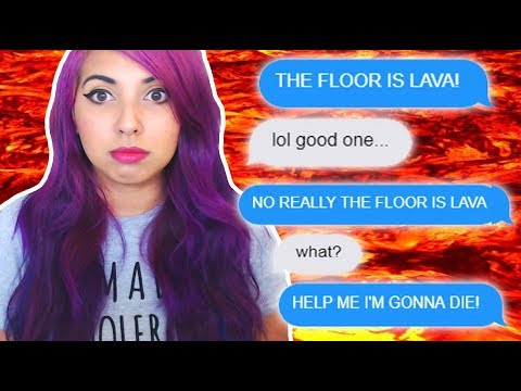 The Floor Is Lava | Hooked