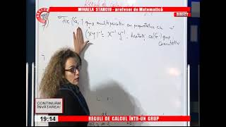 Matematica  14 01 2021