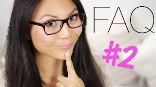 FAQ #2 Beauty, Lebensziele, Selbstbewusstsein und mehr.. Thumbnail