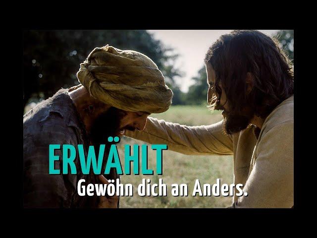 ERWÄHLT - Gewöhn dich an Anders | Thomas Greiner