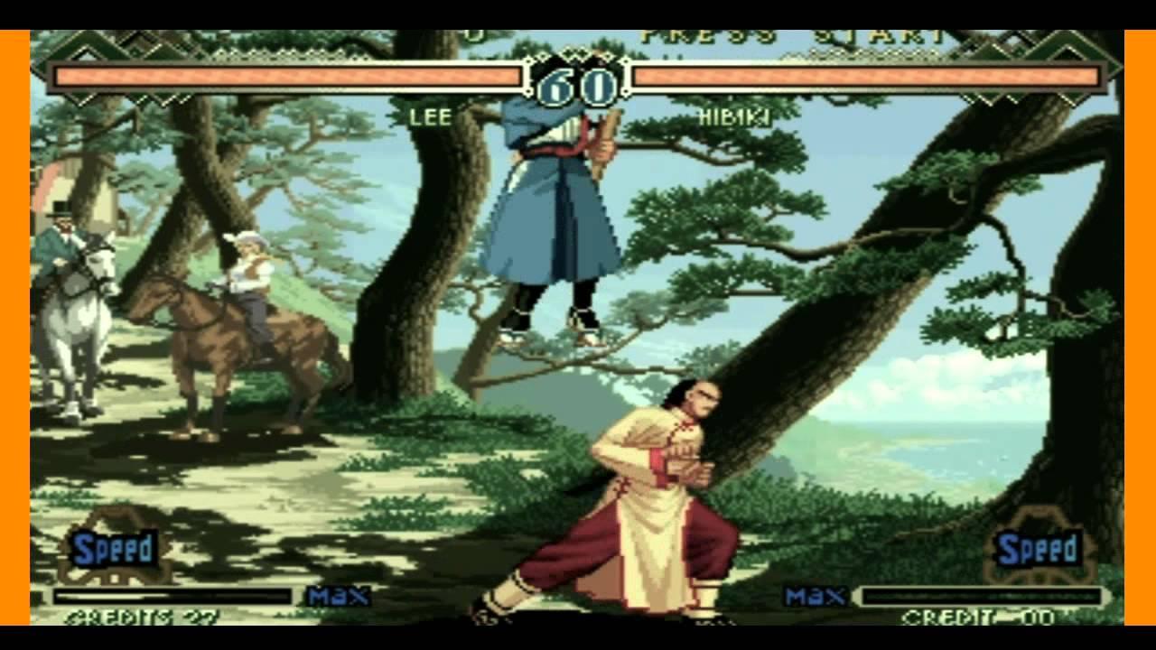 The Last Blade – Hoàng Phi Hồng Game Neogeo [ HD 720p ]