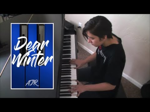 Dear Winter Piano Cover Ajr Youtube Ajr dear winter live siriusxm. dear winter piano cover ajr