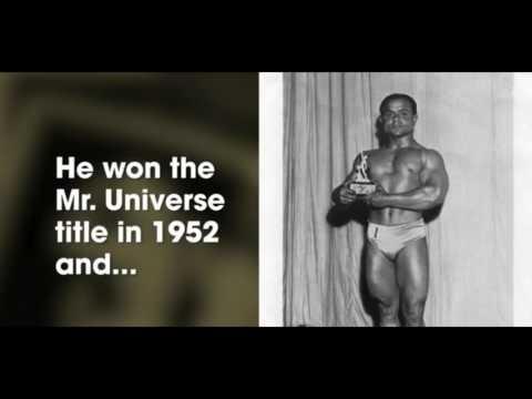 India's first Mr Universe Manohar Aich Pocket Hercules ICoconut Vendor to Celebrated Bodybuilder