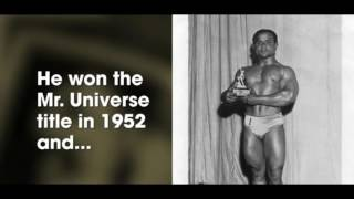 India's first Mr Universe Manohar Aich Pocket Hercules ICoconut Vendor to Celebrated Bodybuilder