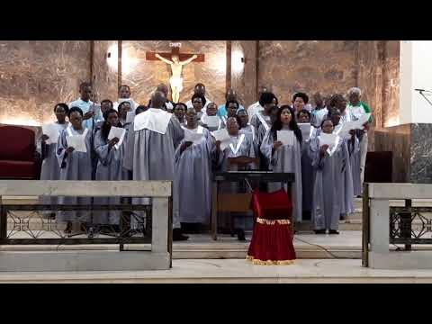Archdiocese Of Maputo Cathedral - Cathedral Choir