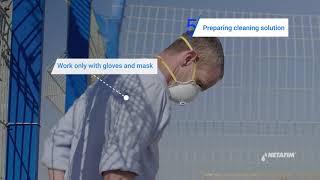 Netafim: Disc Filters - How to Do Chemical Maintenance of Discs