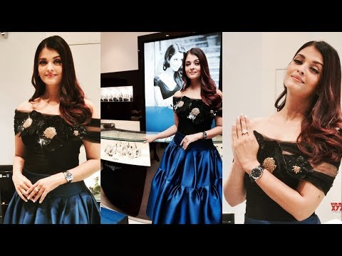 Aishwarya Rai Bachchan looking deadly gorgeous in western wear at Brand launch recently ❤