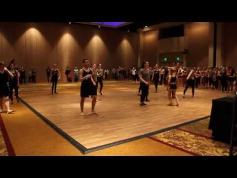 Tremaine Performance Company with Tify Maher  December 7, 2014