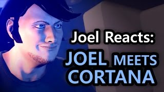 Joel reacts to my animation... AGAIN!