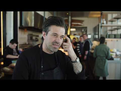 What chefs say about ruby RB1 - Dutch chef Sergio Herman pt. 1