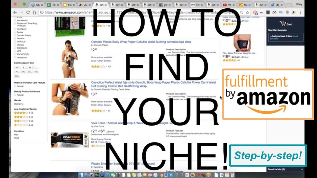 Amazon Product Research 101.. 2018! ? How to Find a Profitable FBA Private Label Niche Webinar