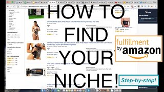 Amazon Product Research 101.. 2018! 🌴 How to Find a Profitable FBA Private Label Niche Webinar