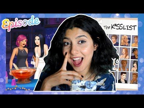 İYİ OLAN KAZANSIN👸 | The Kiss List FİNAL 14-15. Bölüm | Episode İngilizce Oyunlar