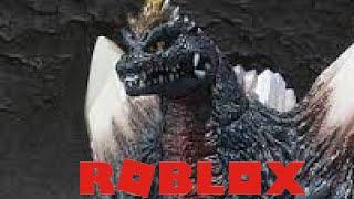 [ROBLOX - Godzilla: Monsters Awakened] Being SPACE GODZILLA