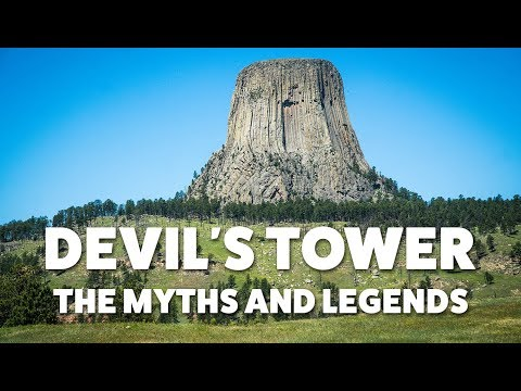 Hiking Around Devils Tower National Monument & Exploring Gillette Wyoming