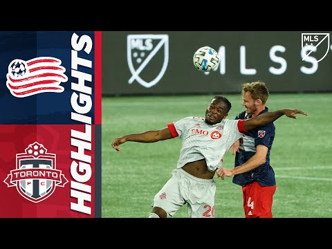 New England Toronto Goals And Highlights
