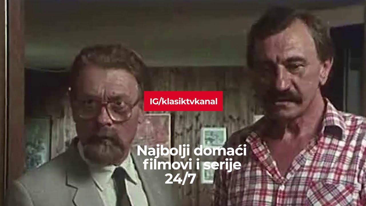 KlasikTV | Najbolji domaći filmovi i serije 24/7