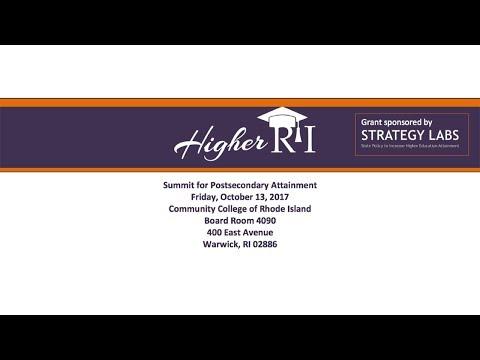 Higher RI Summit