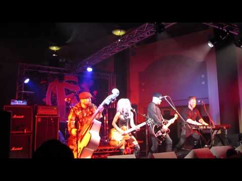 The creepshow - Sell your soul live in Blackpool-Rebellion 2013