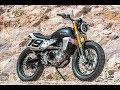 2018 Fantic Motor Caballero Scrambler / Caballero Flat Track