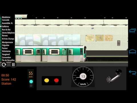 LET'S PLAY: Paris Metro Simulator EPISODE #2