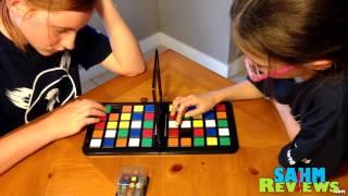 Rubik's Race Game Play