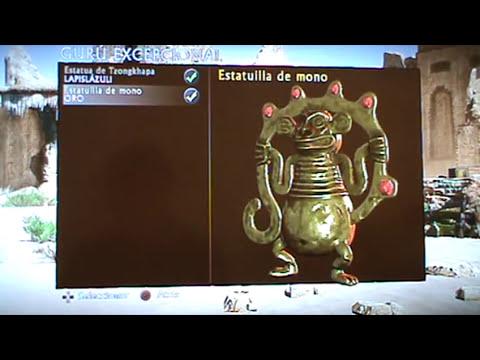Uncharted 3 Online - Guia de Tesoros Completa!