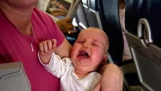 Inconsiderate Parents Ruin International Flight To JFK