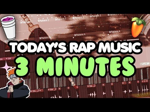 TODAY'S RAP MUSIC IN 3 MINUTES