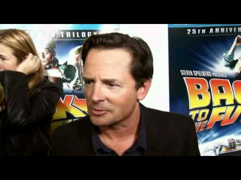 Michael J Fox and Christopher Lloyd on their favorite Back to the Future line