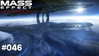 MASS EFFECT ANDROMEDA #046 - Nochmal die Nexus - Let's Play Mass Effect Andromeda Deutsch / German