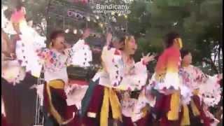 和歌山大学 和歌乱  どまつり2014-1