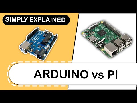 Arduino vs Raspberry Pi in Hindi | Arduino vs Raspberry Pi Difference