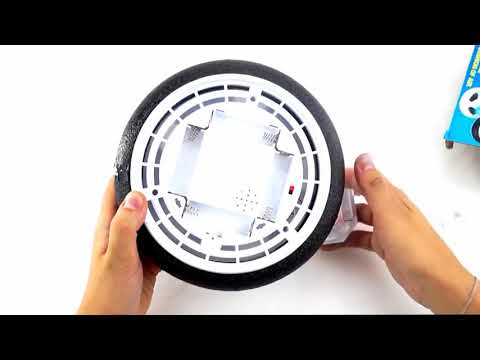 Летающий диск аэромяч Hoverball