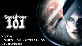 Resident Evil - Revelations: Ep.10 [PC Gameplay HD - No Commentary - ITA]