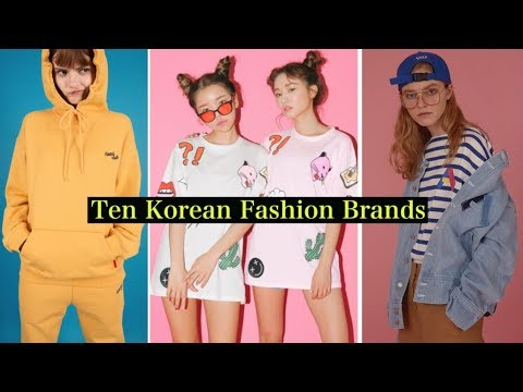 My Favorite Online KOREAN FASHION Stores